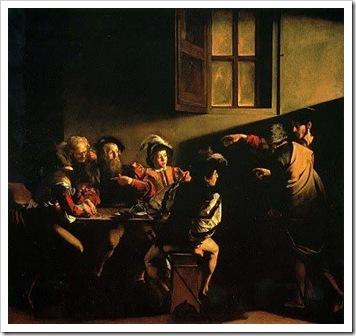 Sao Mateus [o chamado de Jesus]