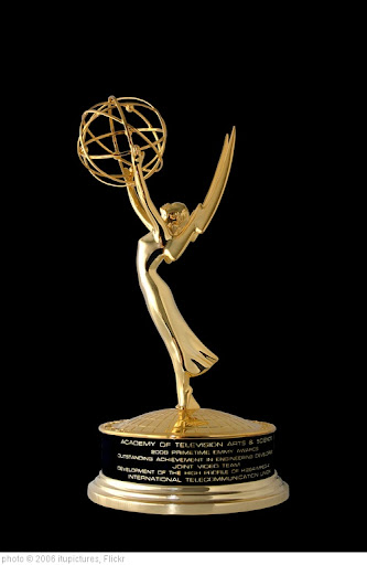 'Emmy Award' photo (c) 2006, itupictures - license: http://creativecommons.org/licenses/by/2.0/