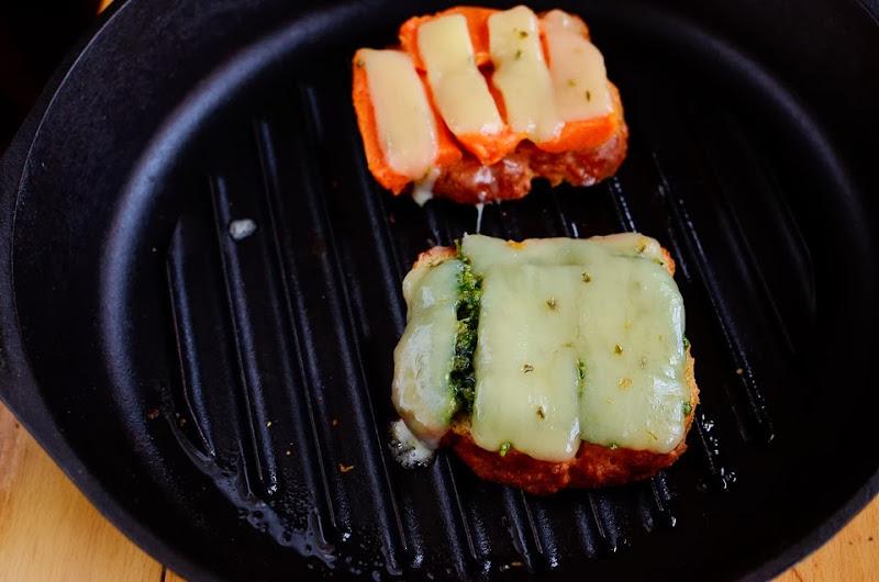 kale pesto gluten free grilled cheese-14316