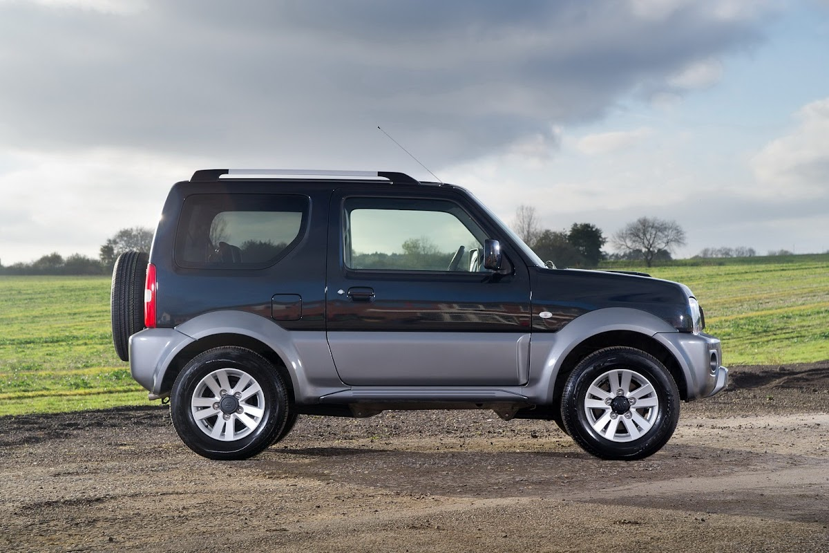 new car releases 2013 ukSuzuki Puts a New Face on the 2013 Jimny Releases Prices for the UK