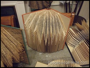 book fold 5