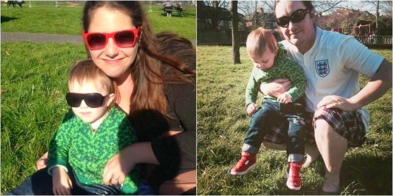 Riley,Mom,Dad_Collage