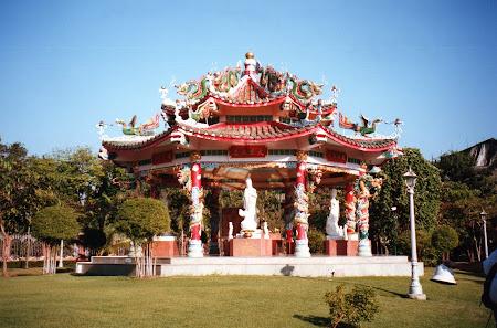Imagini Thailanda: templu chinezesc in Bangkok