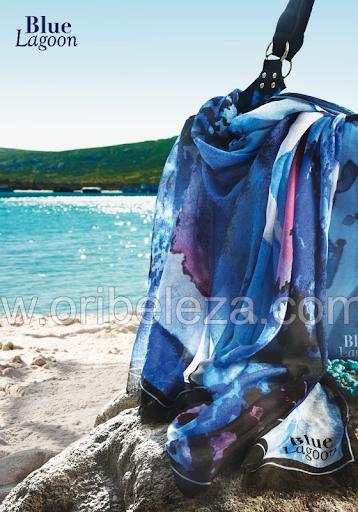 Como usar a Saída de Praia Blue Lagoon
