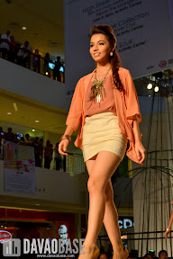 Classy attire during the Style Origin Fashion Show at Abreeza
