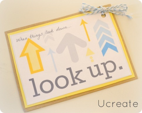 look up tag printable