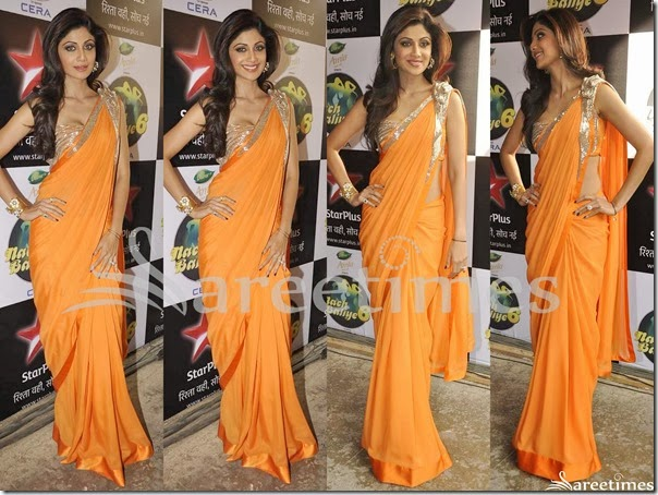 Shilpa_Shetty_Gaurav_Gupta_Saree