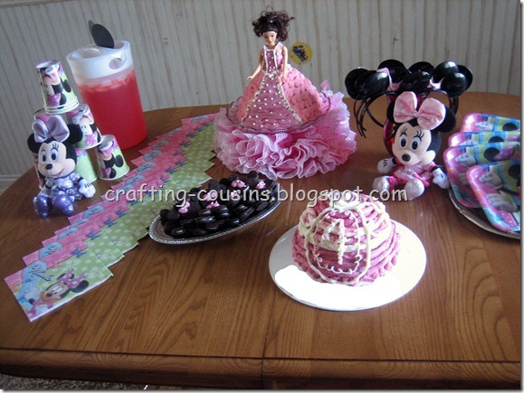 Minnie Mouse Party (4)