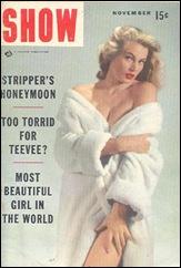 Anita Ekberg #144 - Mag. Cover