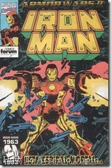 P00142 - El Invencible Iron Man #265