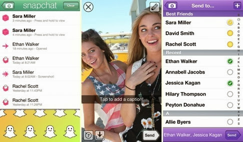 Último minuto problemas de seguridad en Snapchat [Solución]