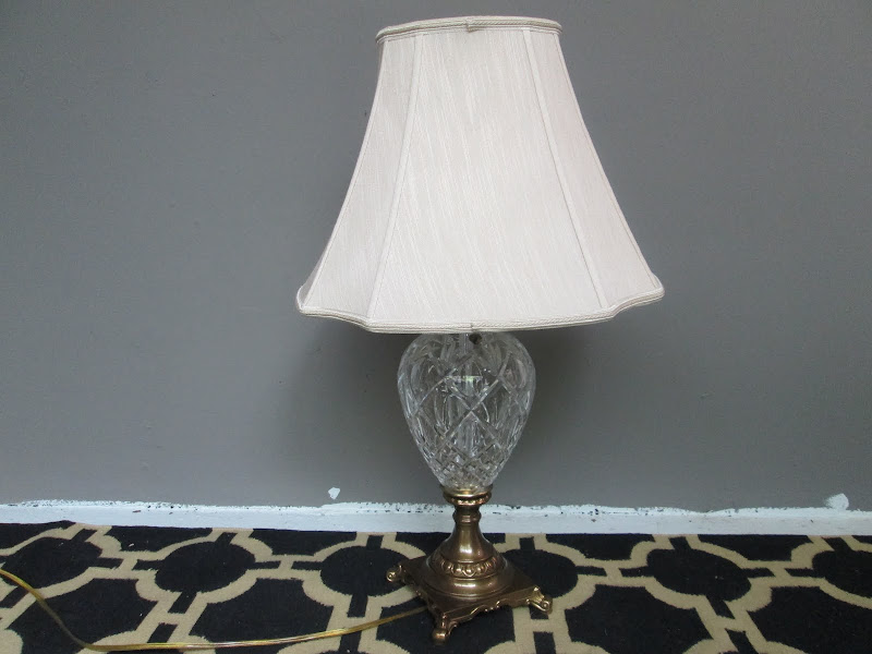 Waterford Urn Table Lamp