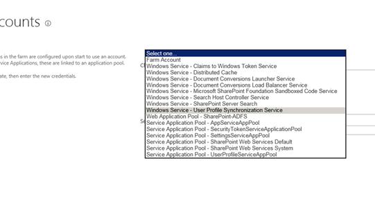 KWizCom SharePoint Blog: Cannot start user profile