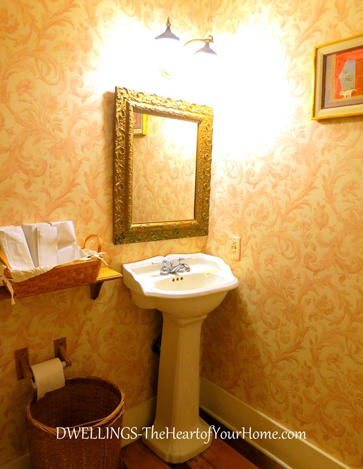 mast farm inn restroom