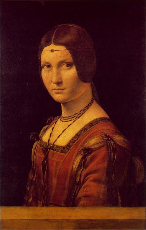 Leonard de Vinci, La belle ferronnière