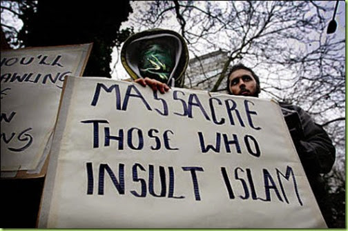 muslim-protest-sign-massacre-those-who-insult-islam