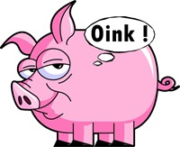 oink