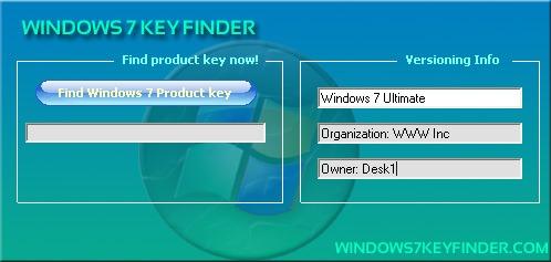 how i get my windows 7 product key