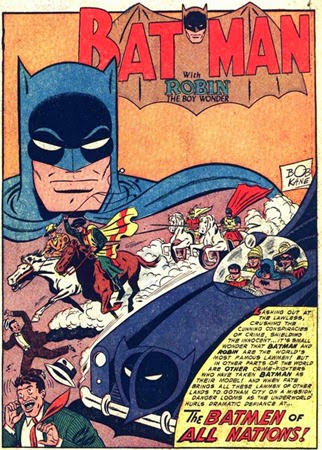 batmen of all-nations