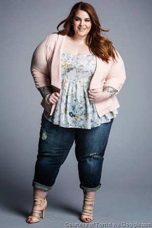 Tess Holliday for Torrid