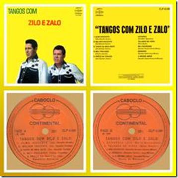 Zilo e Zalo - Tangos