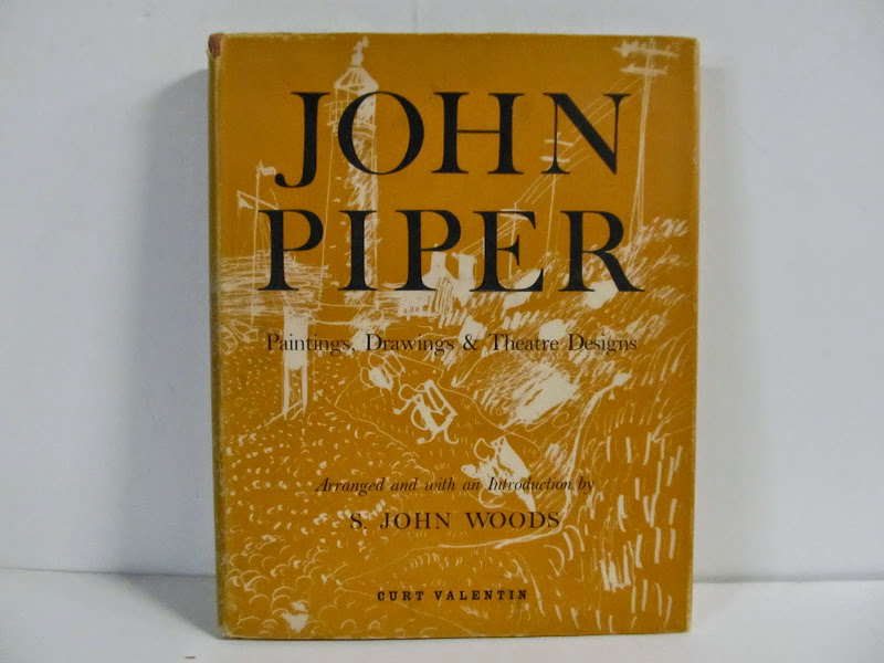 John Piper: Paintings, Drawings & Theatre Designs 