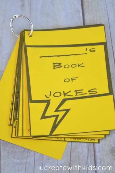 DIY Joke Book 4
