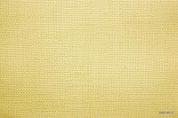 Ognioodporna tkanina dekoracyjna. Na zasłony, narzuty, poduszki, dekoracje. Styl naturalny, lniany. Żółta.