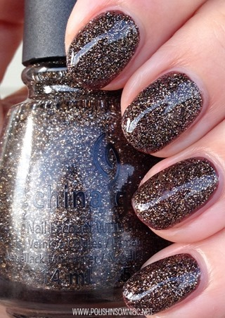 China Glaze Boundary of Memory over Community (The Giver Collection)