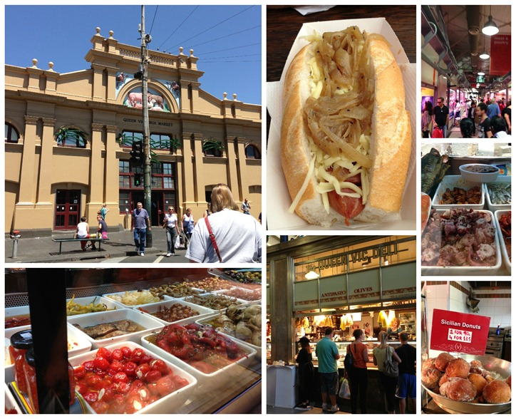 Melbourne Queen Victoria Market