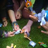 D3T3: Finger Puppets