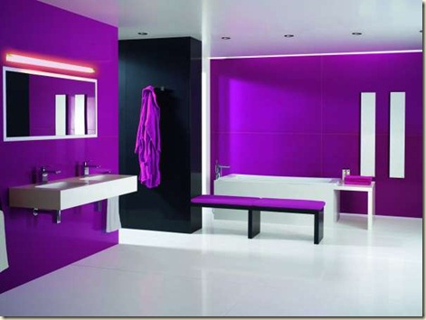 diseños de baños modernos3