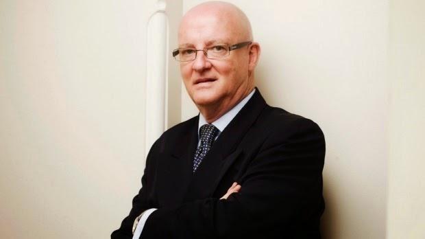 University of Sydney Professor Barry Spurr