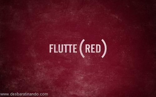 Fluttered
