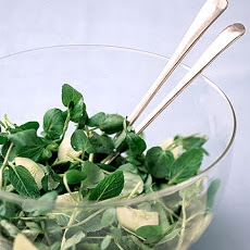 Watercress and Green Bean Salad