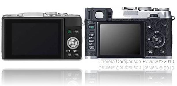 Panasonic GF6 vs Fujifilm X100S