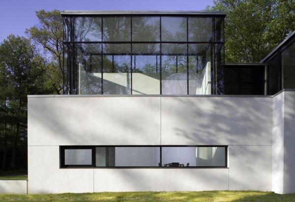 fachada-moderna-Residencia-BlackWhite-David-Jameson-Arquitecto