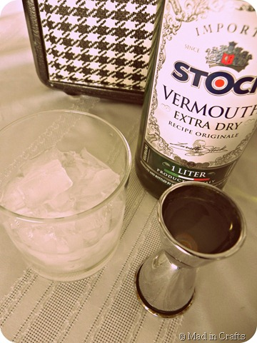 measure vermouth