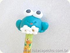 Sapinho com Flor