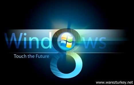 Windows 8 Pro VL (32 - 64 Bit) - T�rk�e Final MSDN Tek Link indir