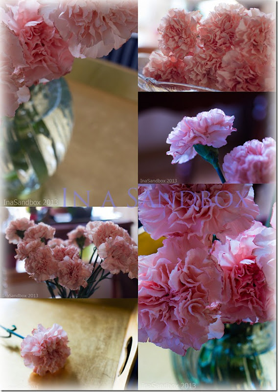 carnation mosaic with logo for blog