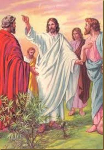 JESUS HABLA