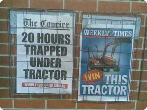 tractor granjero