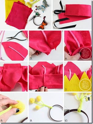 disfraz-flor-ninos-materiales