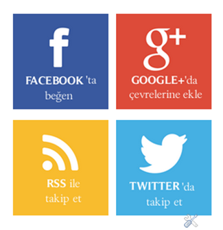 Metro Tarzı Sosyal Medya Eklentisi