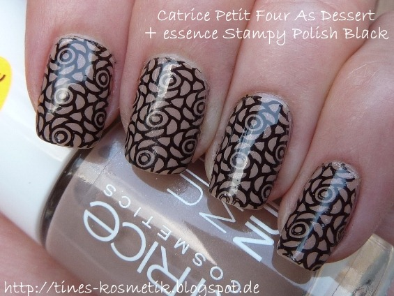 Catrice Petit Four As Dessert Stamping 1