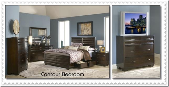 Modus Contour bedroom