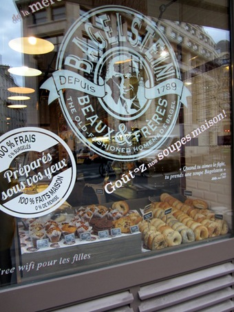 bagels paris