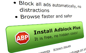 Adblock - blocked all advertisement frames and popup scripts by default