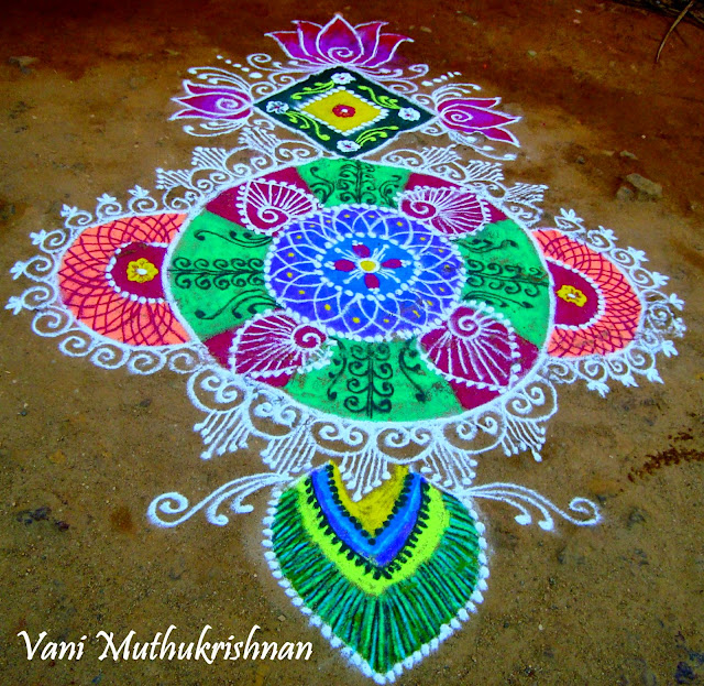 Wedding Kolam Images: My Kolam: Rangoli